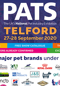 Magazine advert for PATS Telford