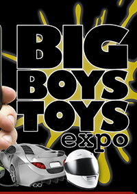 Big Boys Toys brochure cover